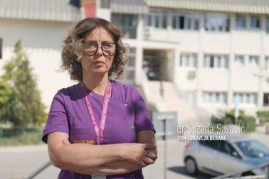 САЧУВАЈ И СЕБЕ И ДРУГЕ-ВАКЦИНИШИ СЕ - др Сузана Савовић