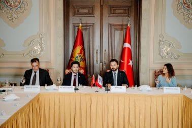 Abazović sa turskim investitorima