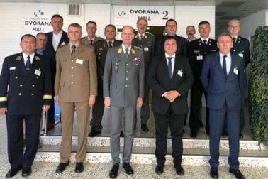 Delegacija MO na Regionalnom sastanku o saradnji u oblasti naoružanja i logistike