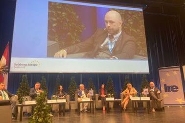 Ministar Radulović na Salcburg Evropa Samitu