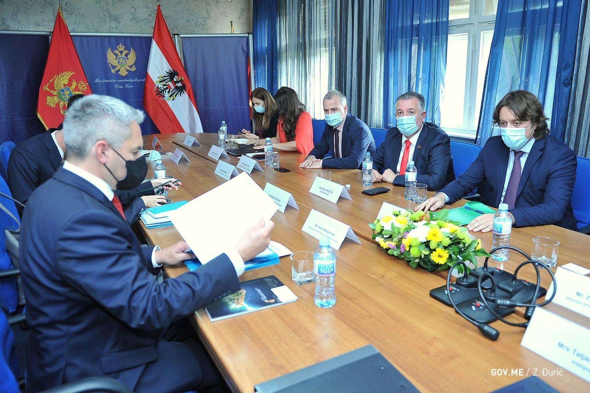 Posjeta delegacije R.Austrije