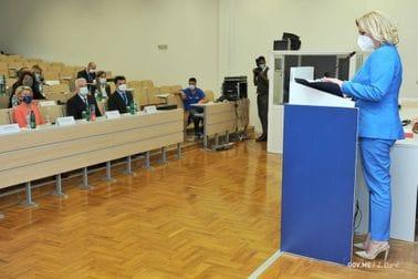 Ministarka zdravlja sa Ursulom fon der Lejen: Tender za dvije klinike u KCCG
