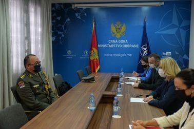 Rad na unaprjeđenju bilateralne saradnje i doprinosu regionalnoj stabilnosti