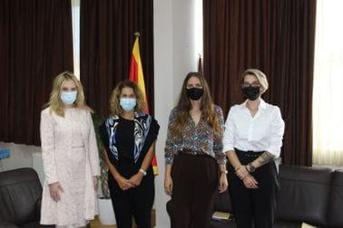 Sastanak sa predstavnicima Savjeta Evrope