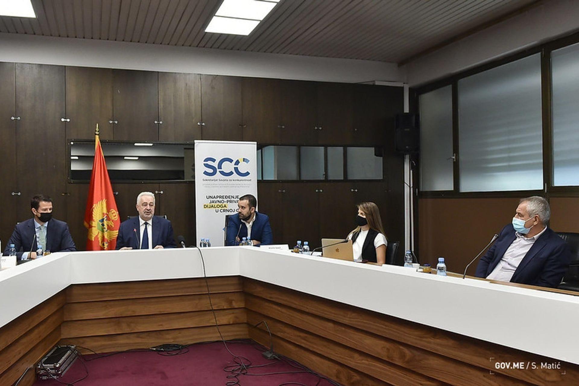 Sjednica SCC