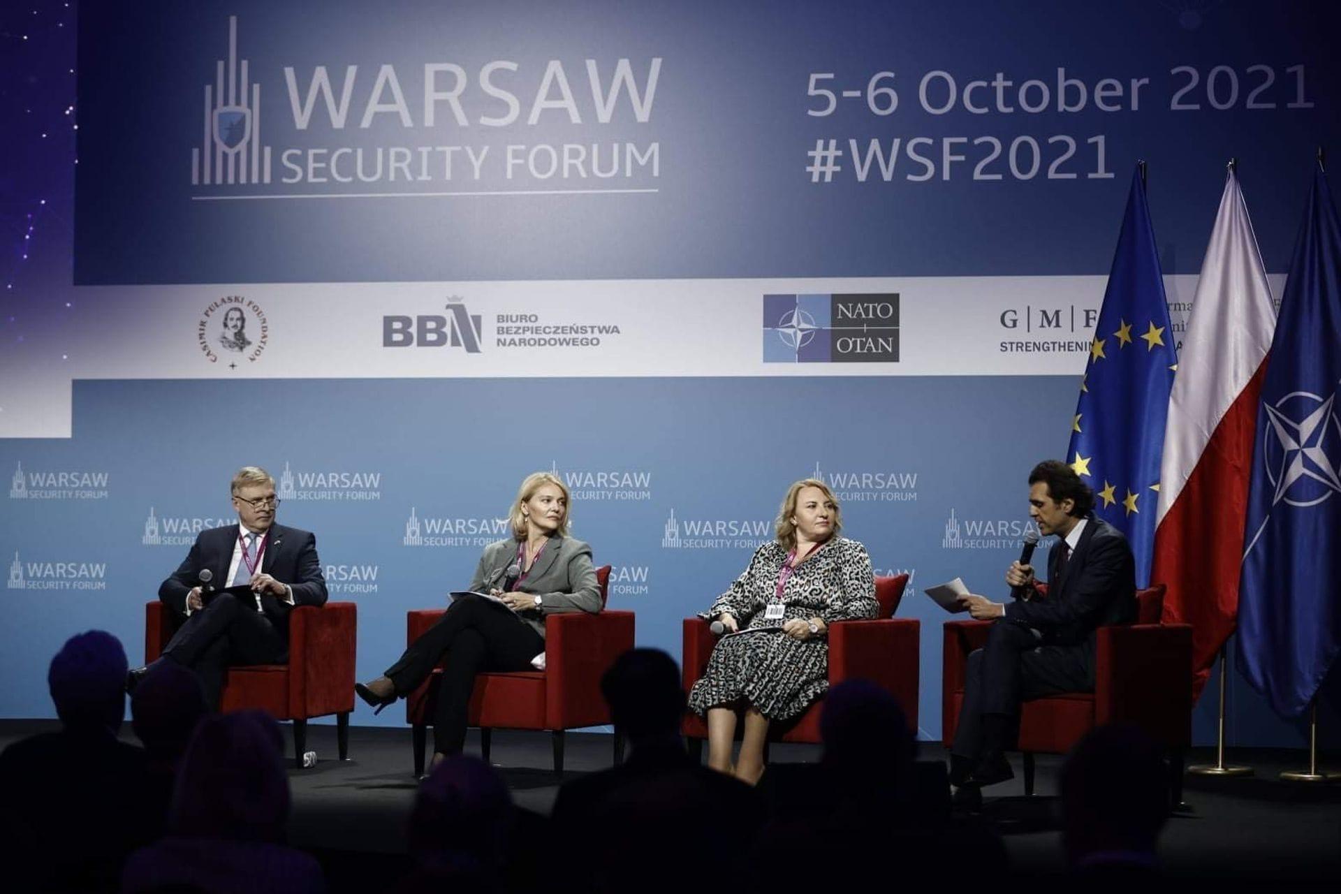 Varšavski bezbjednosni forum