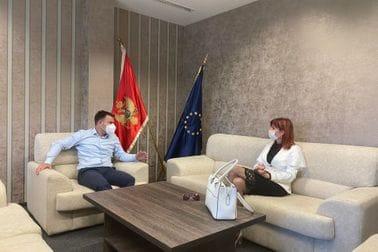 Marko Begović i Vesna Zvicer