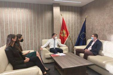 Sastanak sa Jugoslavom Radovićem