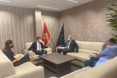 Sastanak Aleksandar Kašćelan i Marko Begović