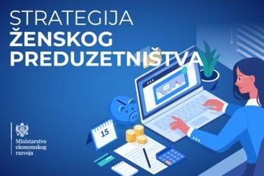 Vlada Crne Gore je utvrdila Predlog strategije za razvoj ženskog preduzetništva u CG