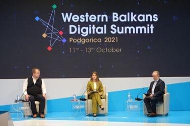 Srzentić: Posvećeni smo efikasnijem unapređenju programa digitalne transformacije