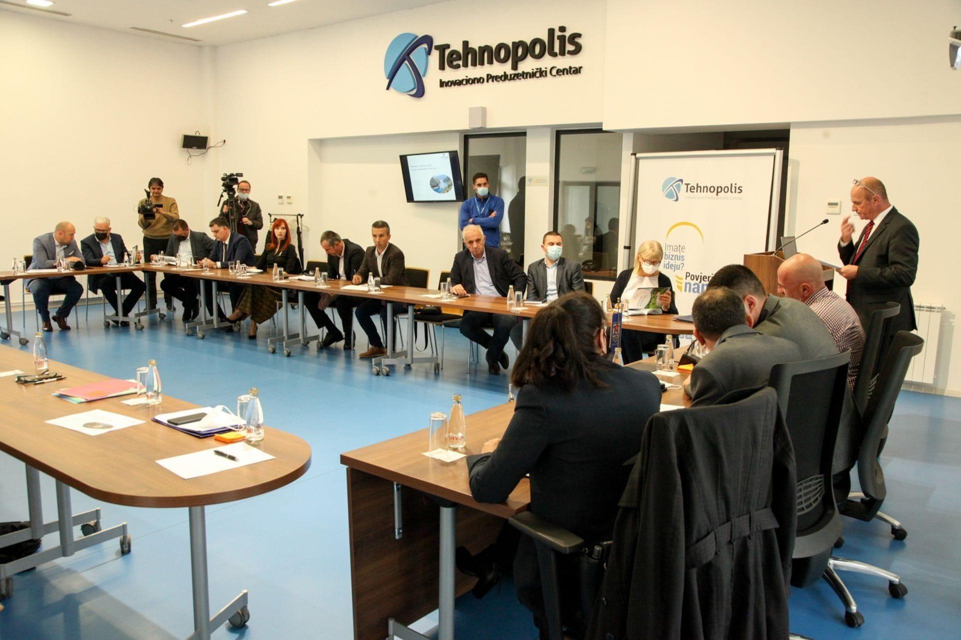 Održan sastanak sa rukovodstvom Alba Grupe i firme Interseroh iz Austrije
