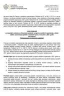Javni konkurs za raspodjelu sredstava za finansiranje projekata i programa NVO - Reintegracijom do (društvene) zajednice