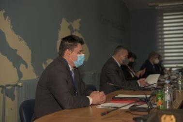 General Pešić na sastanku Multinacionalne savjetodavne grupe RACVIAC-a