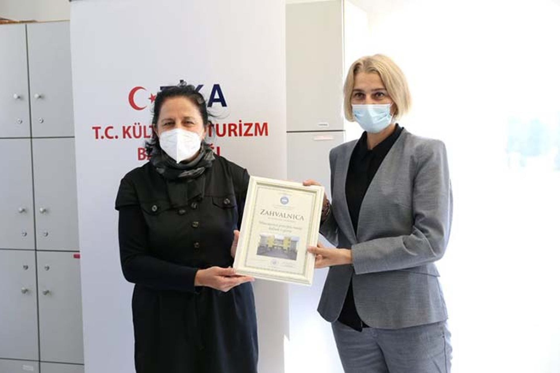 Donacije Turske razvojne agencije TIKA