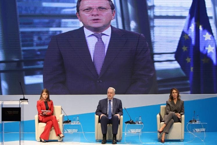 Premijer Krivokapić: Zajedničkim naporima da učinimo region digitalnim i bolje povezanim