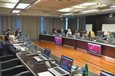 Sjednica Vlade - Komisija za evropske integracije