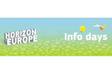 Horizon Europe - info days