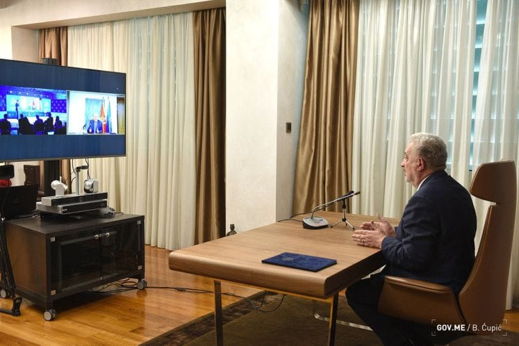 Premijer Krivokapić učestvovao na jedanaestom 2BS Forumu