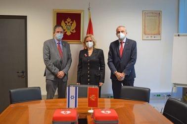 Ambasada Izraela donirala defibrilatore Zavodu za hitnu medicinsku pomoć