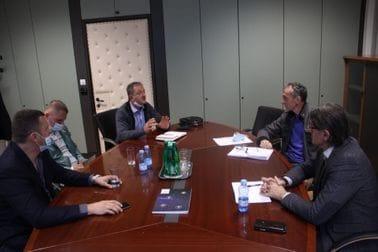 Održan sastanak sa predstanicima živinarskog sektora