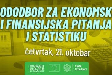 Pododbor za ekonomska i finansijska pitanja i statistiku
