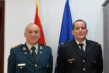 NGŠ se sastao s pripadnicima VCG koji odlaze u misije EU i JFC