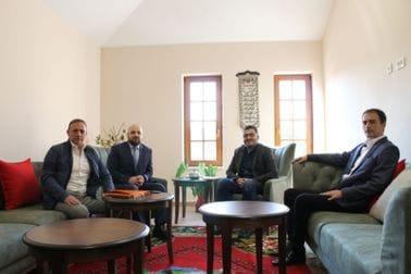 Saopštenje: Delegacija Ministarstva posjetila Islamsku zajednicu u Crnoj Gori