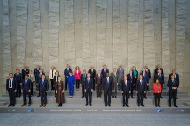 Ministarka Injac na sastanku Sjevernoatlantskog savjeta na nivou ministara odbrane