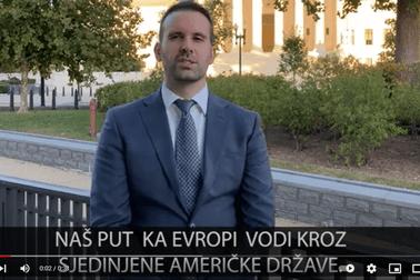 Naš put ka Evropi vodi kroz SAD