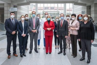 Delegacija u posjeti Berlinu