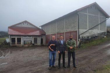 Vladislav Bojović posjetio poljoprivredna gazdinstva u Pljevljima