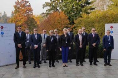 General Pešić na sastanku Inicijative CEDC na nivou političkih direktora