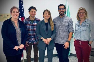 Srzentić u Vašingtonu sa predstavnicima Vlade SAD-a u oblasti informacionih tehnologija