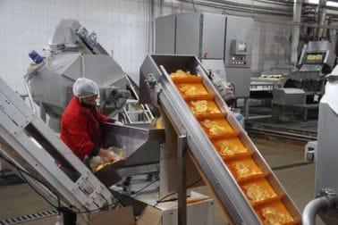 Aktivnosti na realizaciji investicije - otvaranje fabrike čipsa i smokija u Crnoj Gori