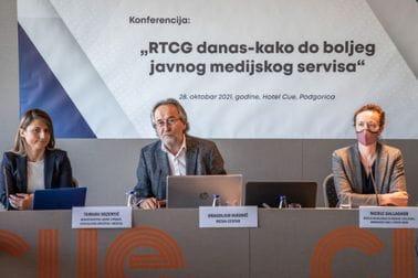 """""""RTCG danas-kako do boljeg javnog medijskog servisa?"""""""