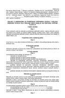Predlog odluke o naknadama za korišćenje opštinskih puteva i djelova državnih puteva koji prolaze kroz naselje na teritoriji Opštine Pljevlja (bez rasprave)